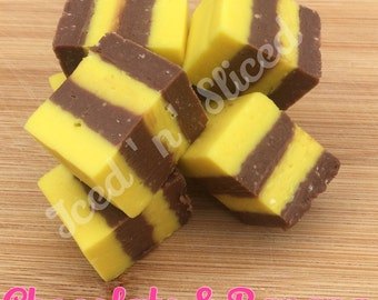 Chocolate & Banana Fudge - handmade to order