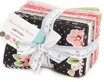 Olive's Flower Market - (33) Fat Eighths Bundle- by Lella Boutique- Moda