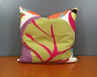 "Pillow cover - ""Kierto"" - Marimekko - size 16x16"" / 40x40cm (P27A)"