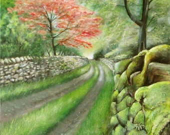 English Country Lane