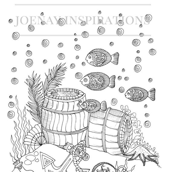 Bendon Adult Coloring Books Finished Coloring Pages