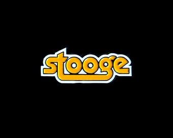 Stooge - Enamel Pin