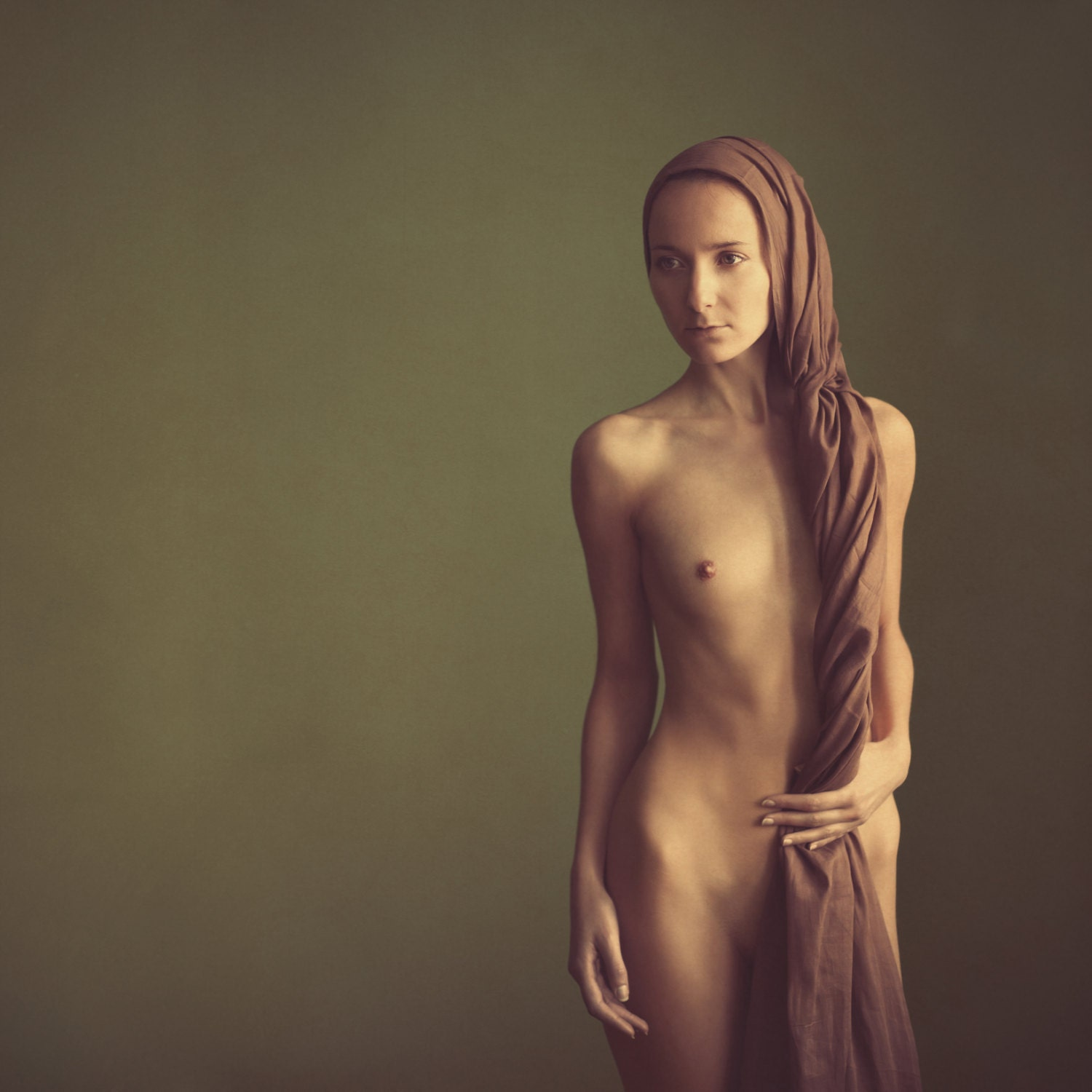 Teen portraits naked — photo 6
