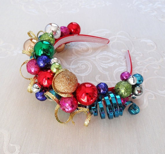 Tacky Holiday Christmas Jewelry