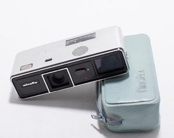 Minolta 16 Model P Subminature Spy Camera