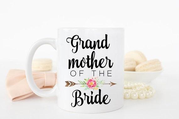 Grandmother Wedding Gift