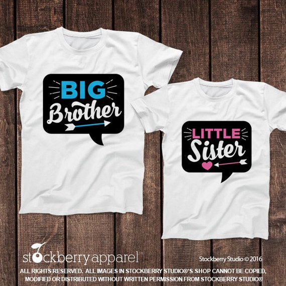 Make a bold statement with our Big Brother T-Shirts, or choose from our wide variety of expressive graphic tees for any season, interest or occasion. Whether you want a sarcastic t-shirt or a geeky t-shirt to embrace your inner nerd, CafePress has the tee you're looking for. If you'd rather wear.