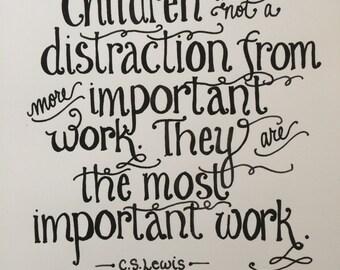 C.S.Lewis - Children