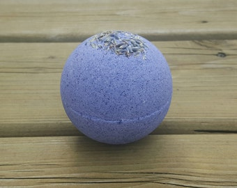 Enchanted Lavender bath bomb