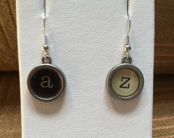 A to Z Earrings