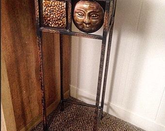 Copper Sun Table