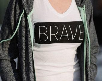 BRAVE Teeshirt - Women's