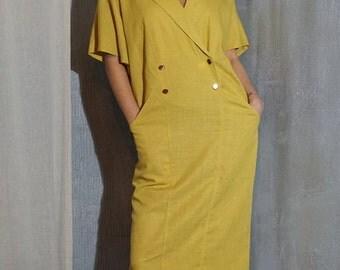 Vintage grunge dress | Model 80's