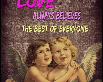 lOVE BELIEVES