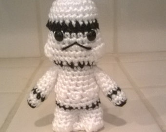 Star Wars Storm Trooper plushy