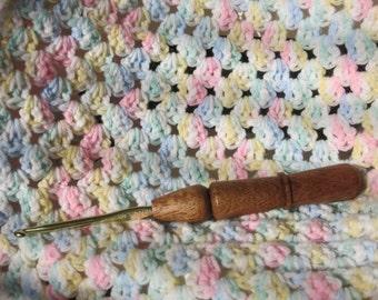 Wooden Crochet Hook Handle - 5mm