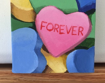 Valentine's Day - Forever Candy Heart