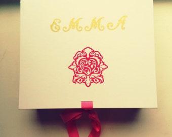 CHIC BOX - Bridesmaid/Maid of Honor Proposal Box