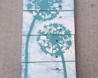 Dandelions Wall Decor