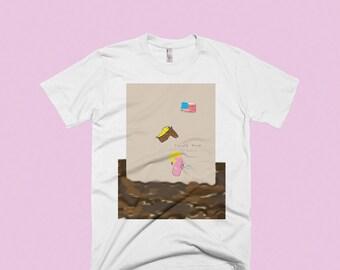 Donald Horse Shirt