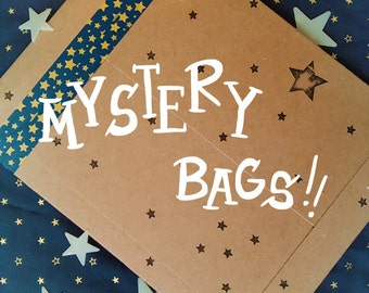 MYSTERY BAGS -medium size-