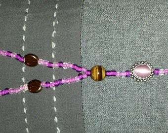 Victorian Lavender Barefoot Sandal Jewelry