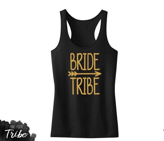 Iron On Bride Tribe Heat Transfer Decal Iron On Transfer