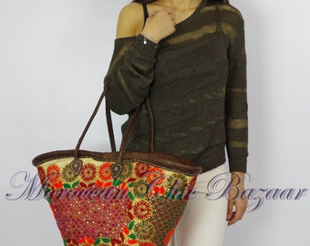 TOTE bag / basket Beach / shopping bag