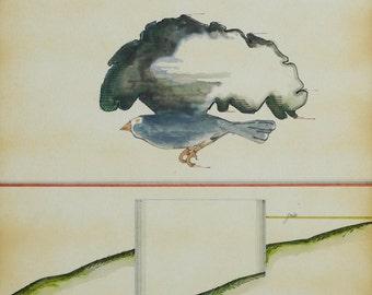 2 - Bird/Bush