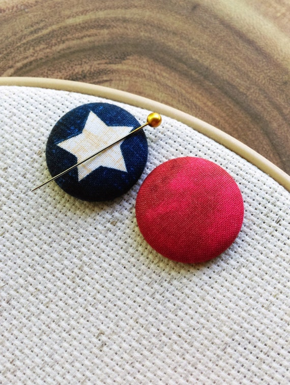 Needle Minder - 2 in 1 Reversible Star