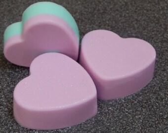 Large Heart Soap