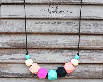 Night on the Town - Silicone Necklace