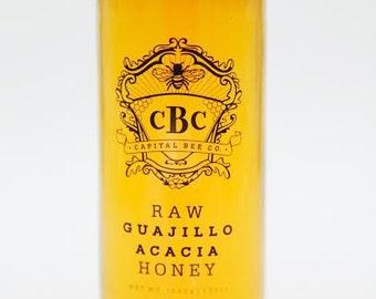 Raw Guajillo Acacia Honey 12oz