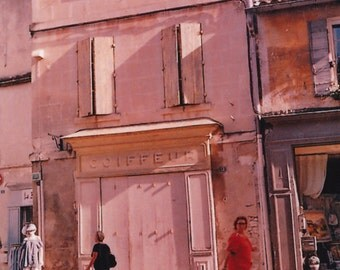 Photography - silver print - Fine Art - Architecture - South of France - Sunny - travel