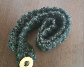 Headband, Dark Green