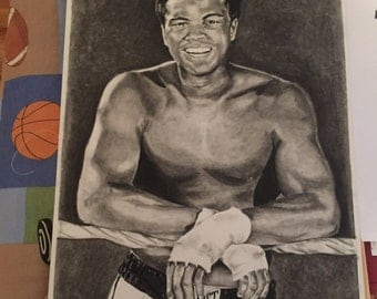 Young Cassius Clay