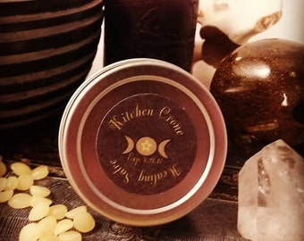 Kitchen Crone Healing Salve for Minor Cuts, Burns and Skin Irritations