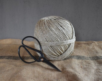 French linen twine - 1 kg ball
