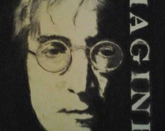 Original 16/20 John Lennon Portrait