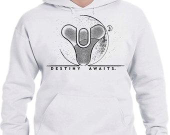 Destiny Game Clothing Pullover Hoodie Sweater