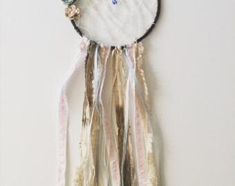 Handmade Bohemian Dreamcatcher//Gypsy Decor
