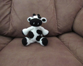 Monty Moo the Cow