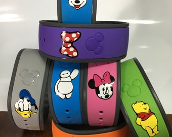 Premium Disney Magic Band Decal (7 DESIGNS)