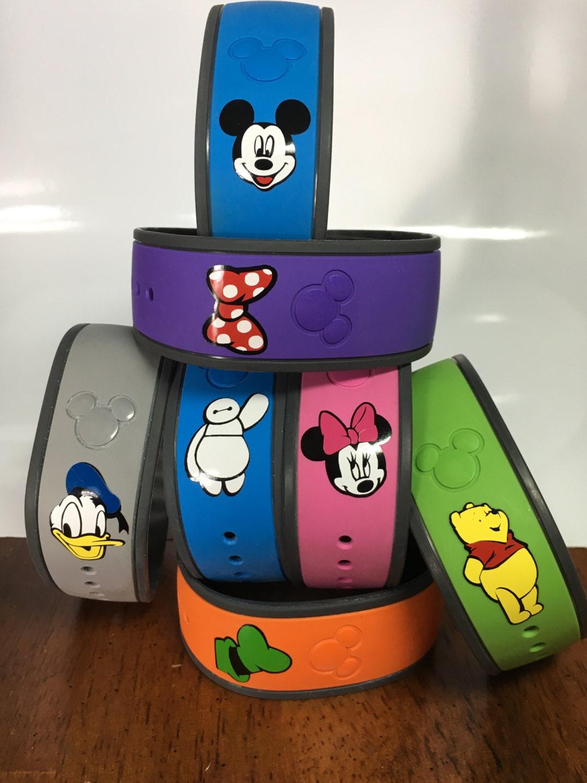 Premium Disney Magic Band Decal 7 Designs