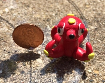 Pokemon clay Octillery *One of a kind- Last one!!*