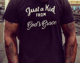 Just a kid from God's Grace