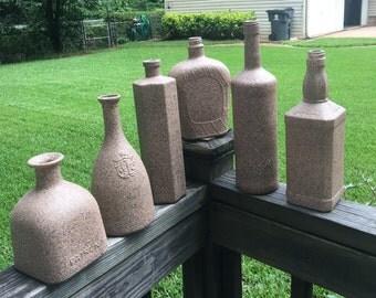 Stone like Vases