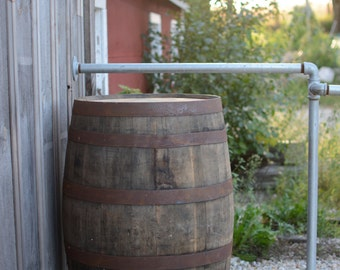 Genuine Kentucky Bourbon Whiskey Barrel