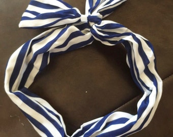 Wired Bow Headband/Hairband