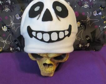 Skeleton Sans Inspired Undertale Hat Costume